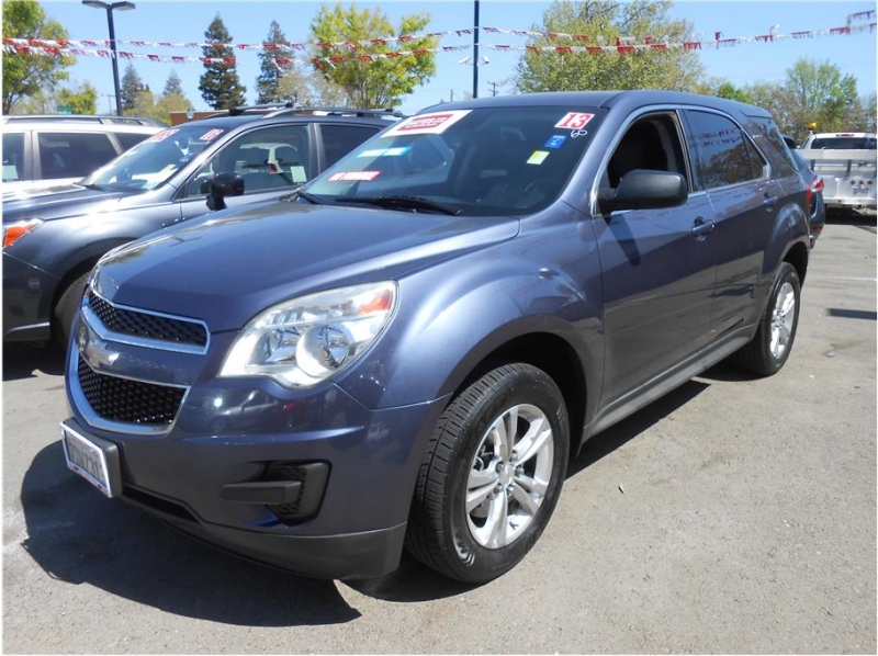 Chevrolet Equinox 2013 price $9,995