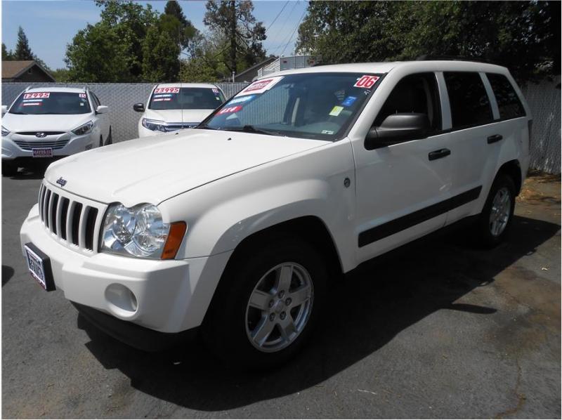 Jeep Grand Cherokee 2006 price $10,995