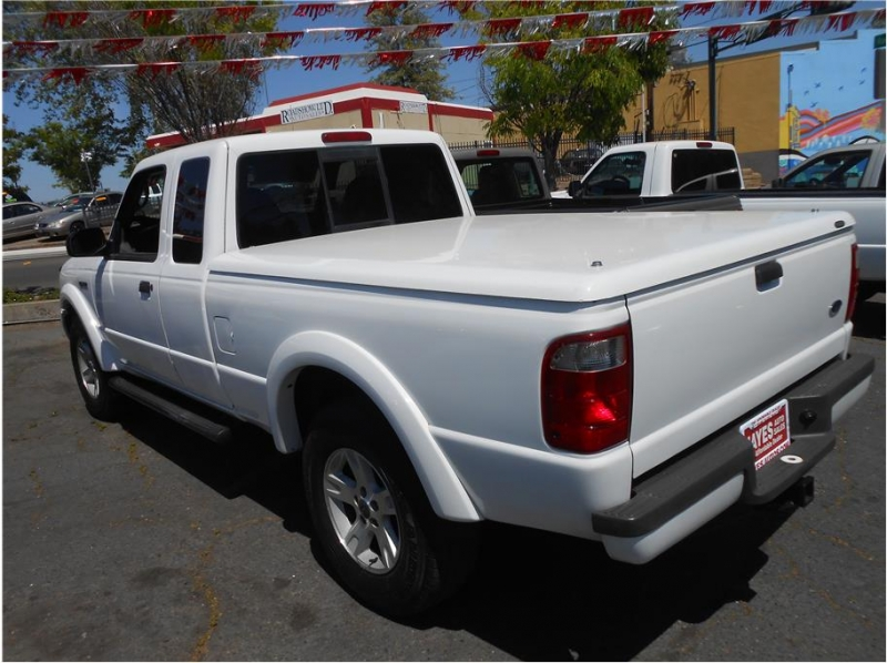 Ford Ranger Super Cab 2003 price $9,995