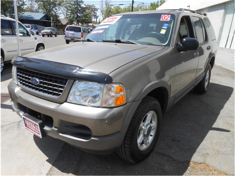 Ford Explorer 2002 price $6,995