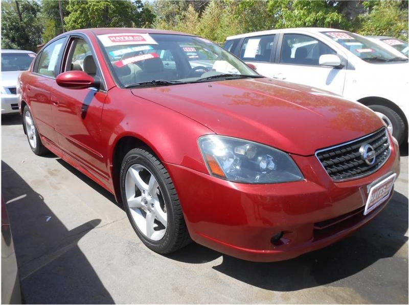 Nissan Altima 2005 price $7,995