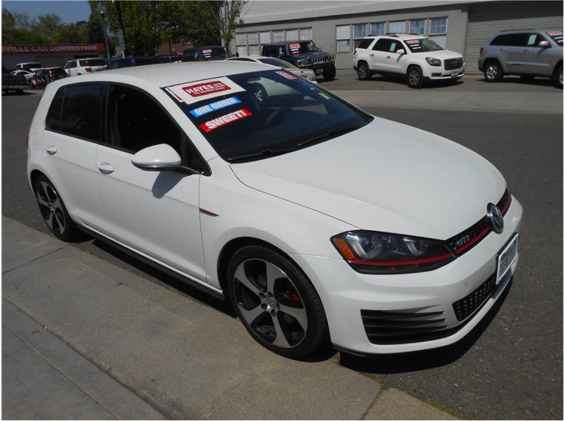 Volkswagen Golf GTI 2016 price $15,995