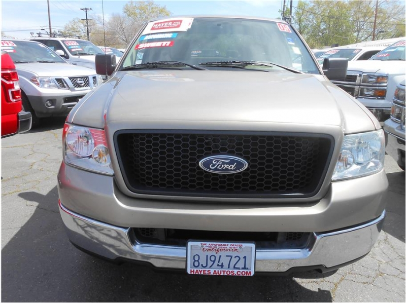 Ford F150 Super Cab 2005 price $10,995