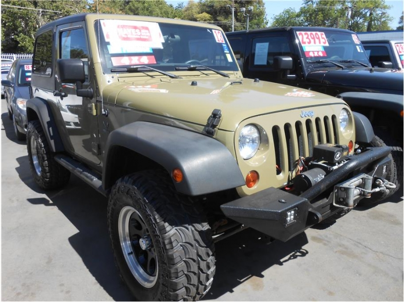 Jeep Wrangler 2013 price $24,995