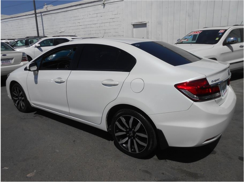 Honda Civic 2015 price $13,995