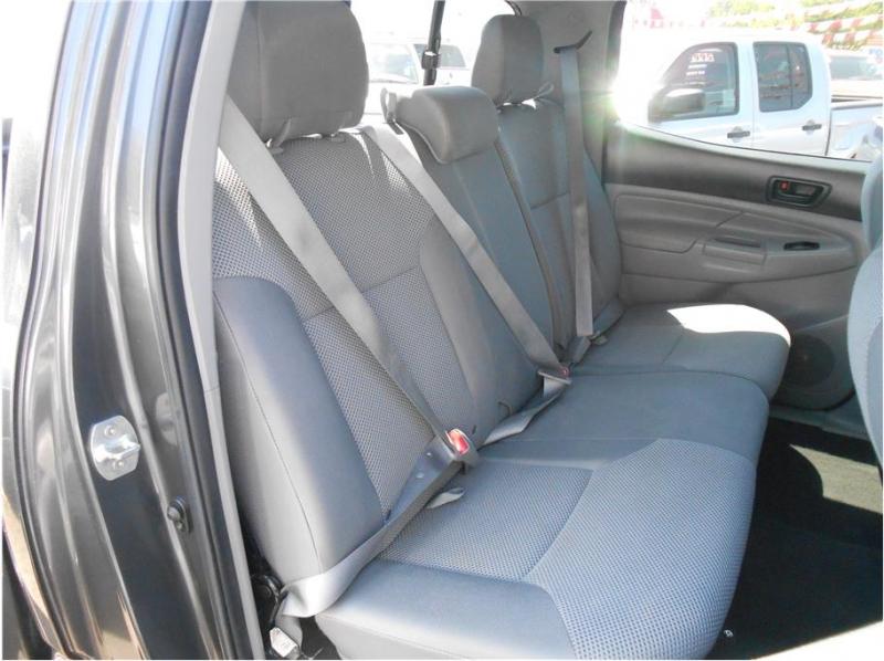 Toyota Tacoma Double Cab 2012 price $24,995