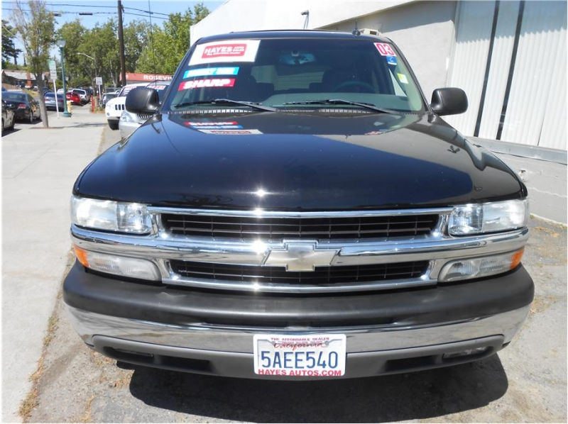 Chevrolet Tahoe 2003 price $7,995