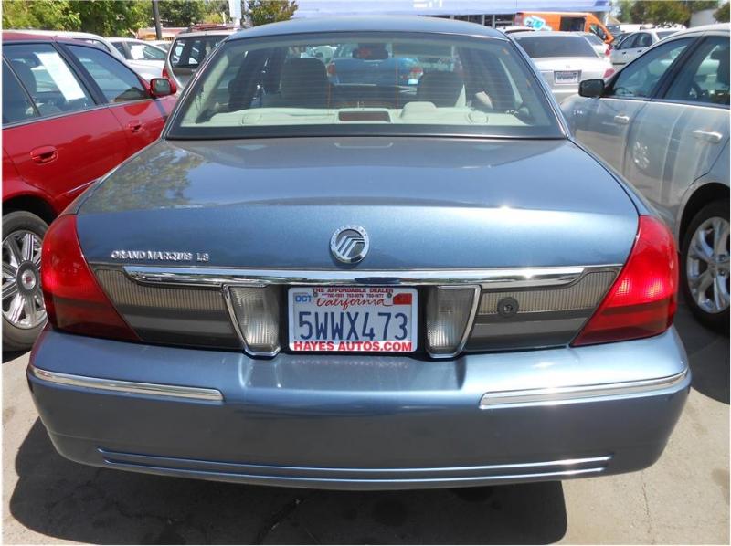 Mercury Grand Marquis 2007 price $5,995