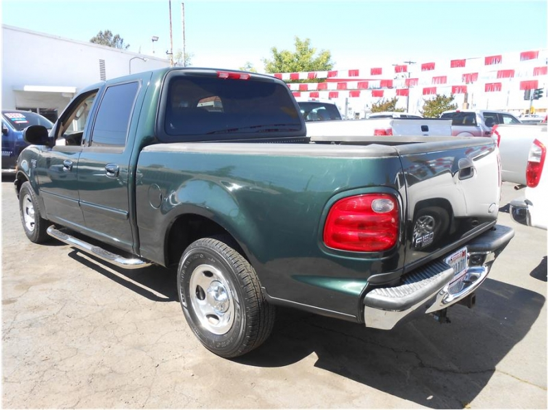 Ford F150 SuperCrew Cab 2003 price $11,995