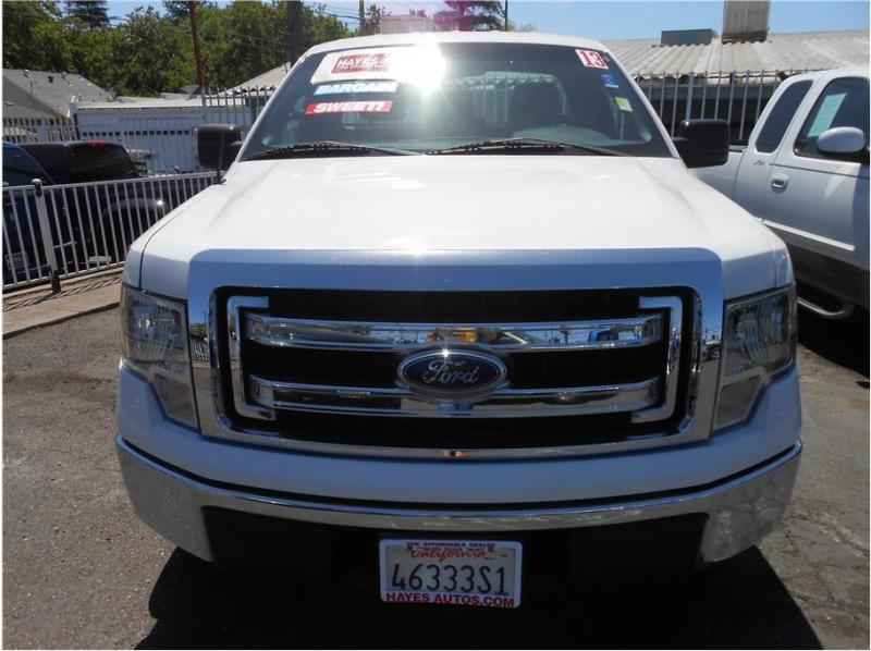 Ford F150 Regular Cab 2013 price $13,995