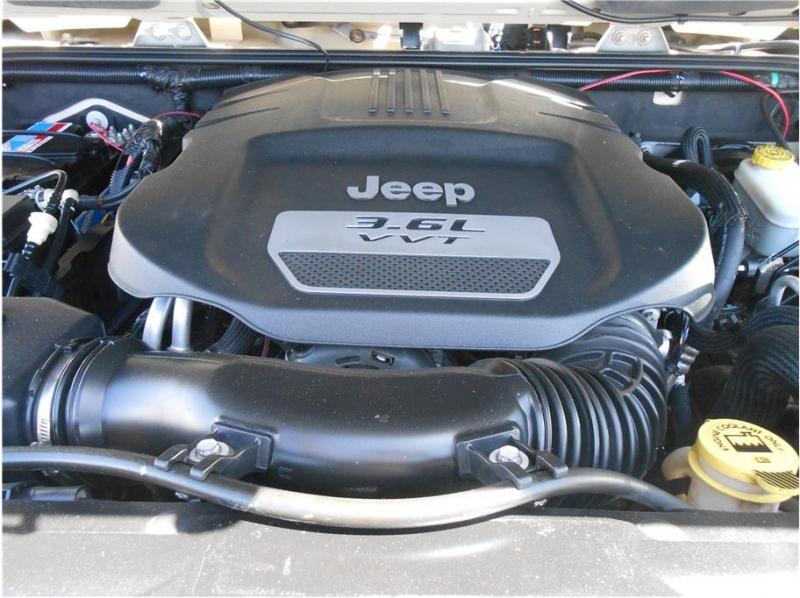 Jeep Wrangler 2012 price $21,995