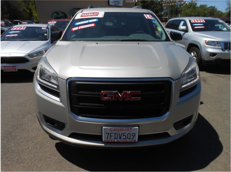 GMC Acadia 2014 price $17,995