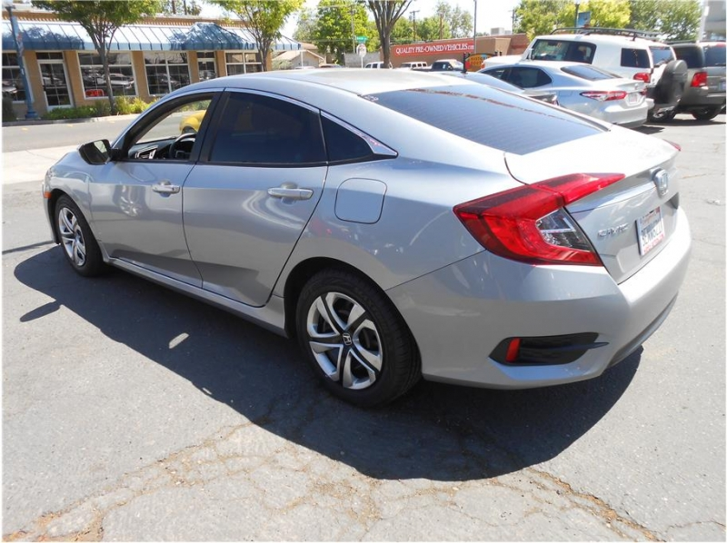 Honda Civic 2018 price $17,995