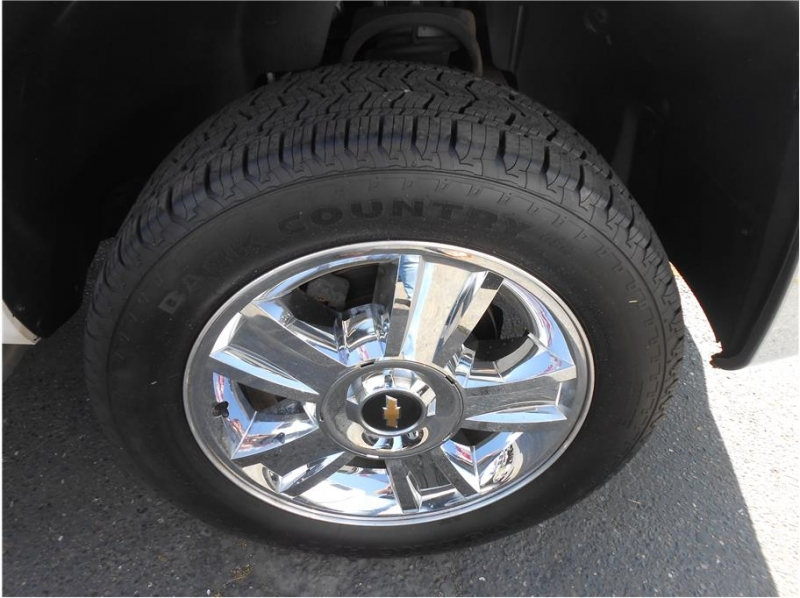 Chevrolet Silverado 1500 Crew Cab 2013 price $31,995