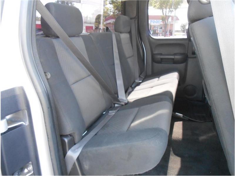 Chevrolet Silverado 1500 Extended Cab 2011 price $21,995