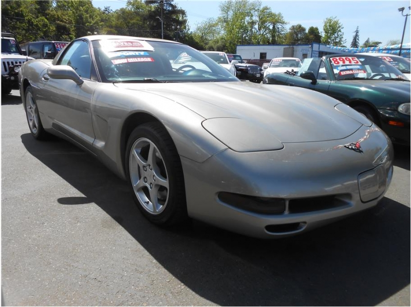 Chevrolet Corvette 2000 price $18,995