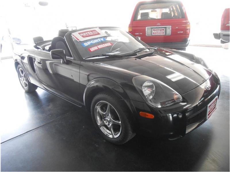 Toyota MR2 2000 price $14,995