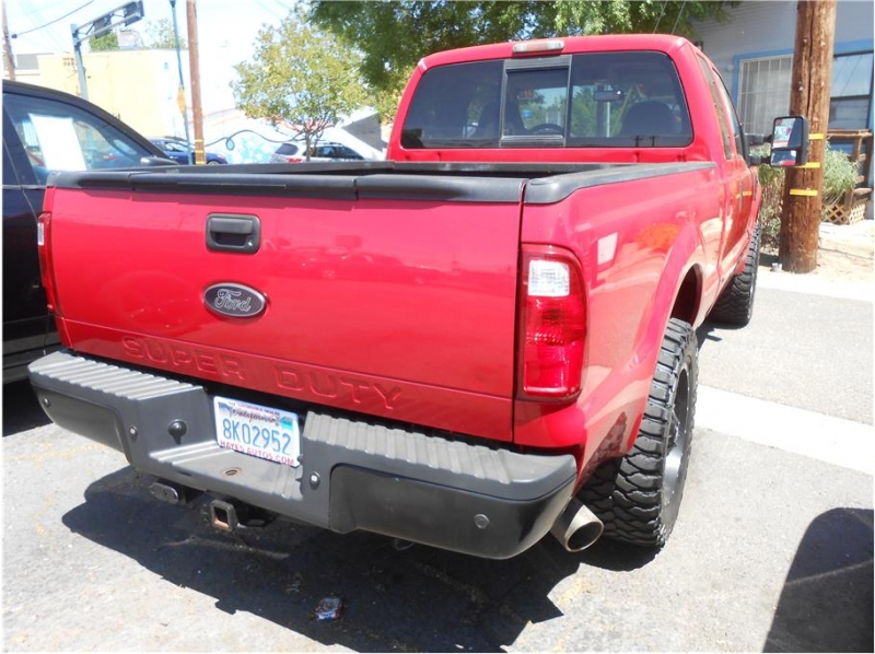 Ford F250 Super Duty Super Cab 2008 price $18,995