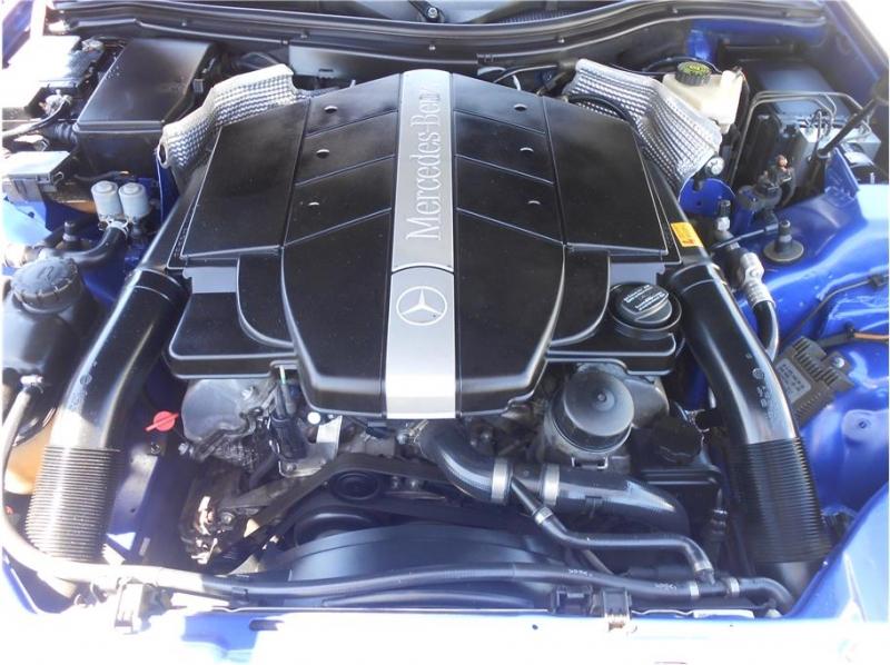 Mercedes-Benz SLK-Class 2001 price $4,995