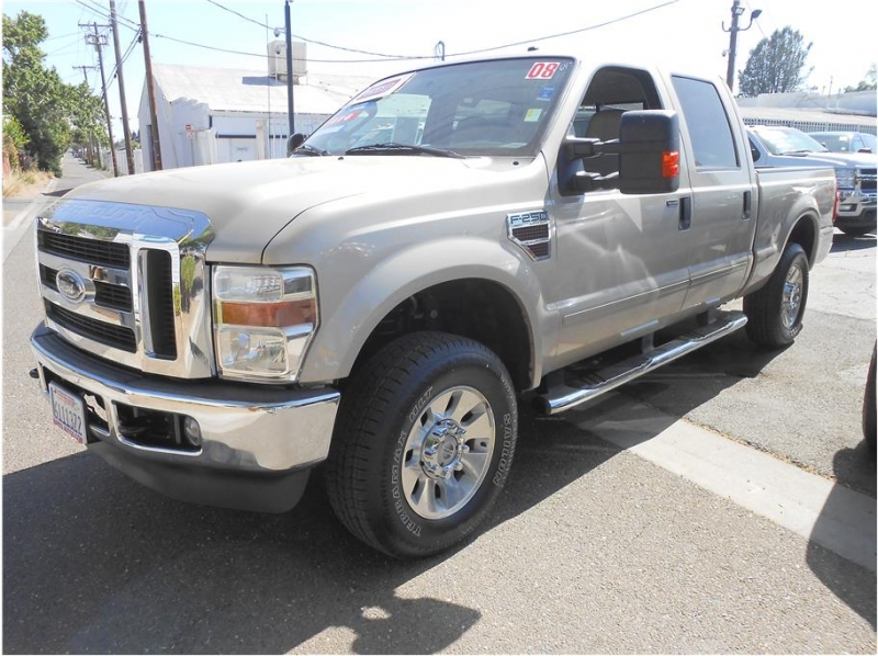 Ford F250 Super Duty Crew Cab 2008 price $29,995