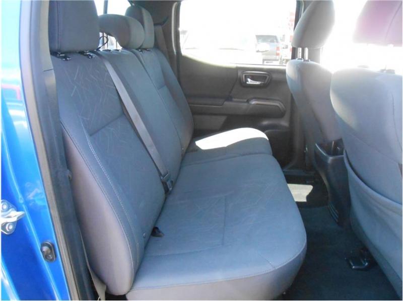 Toyota Tacoma Double Cab 2018 price $39,995