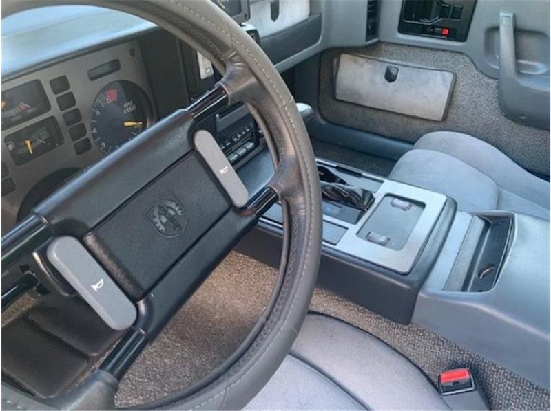 Pontiac fiero 1986 price $7,995