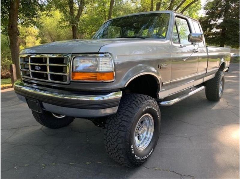 Ford F250 Super Cab 1992 price $29,995