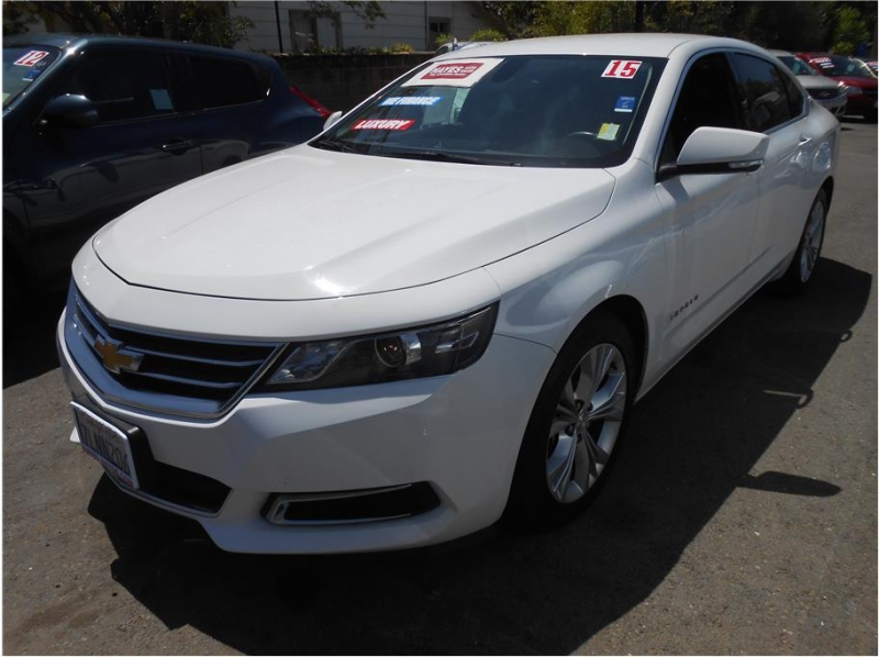 Chevrolet Impala 2015 price $11,995