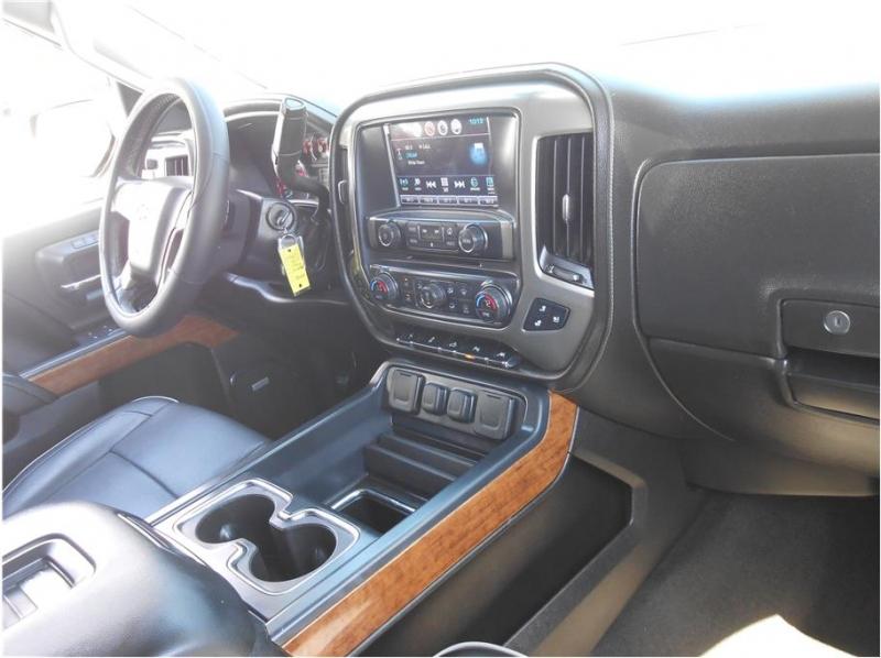 Chevrolet Silverado 1500 Crew Cab 2017 price $29,995