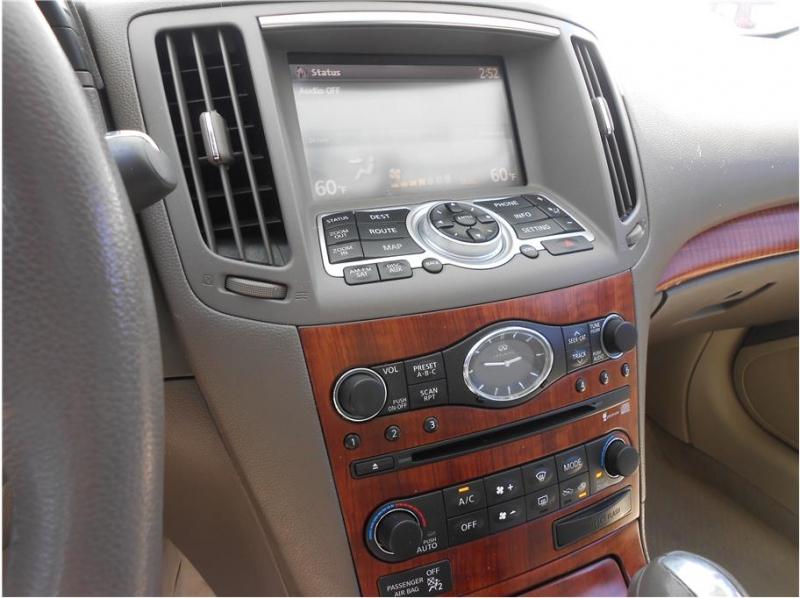 Infiniti G 2008 price $12,995