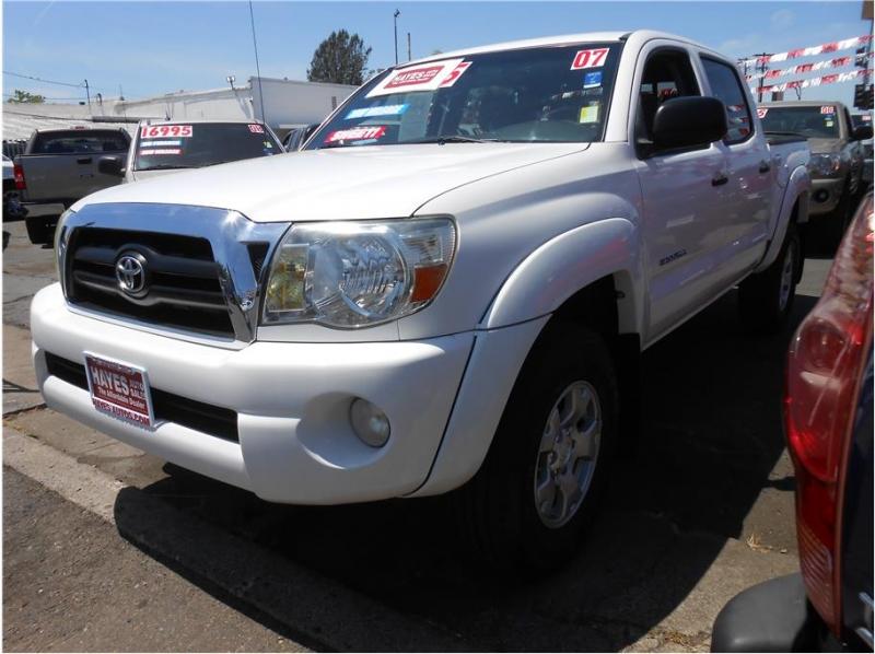 Toyota Tacoma Double Cab 2007 price $24,995