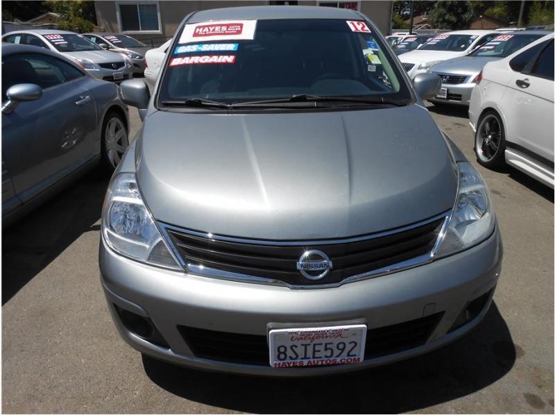Nissan Versa 2012 price $5,995