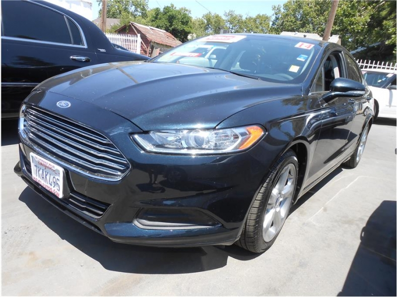 Ford Fusion 2014 price $16,995