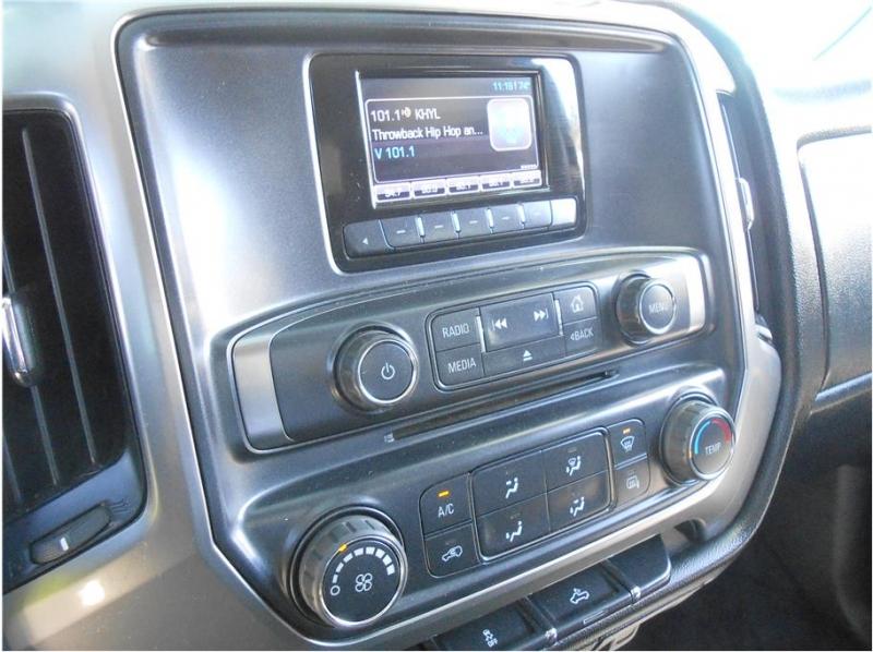 Chevrolet Silverado 1500 Crew Cab 2014 price $32,995