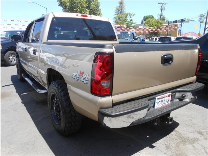Chevrolet Silverado 1500 Crew Cab 2005 price $13,995
