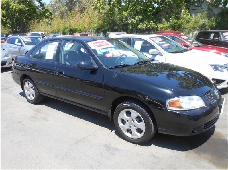 Nissan Sentra 2006 price $8,995