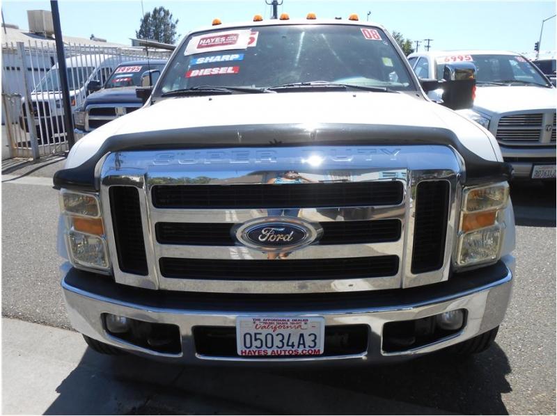 Ford F450 Super Duty Crew Cab 2008 price $24,995