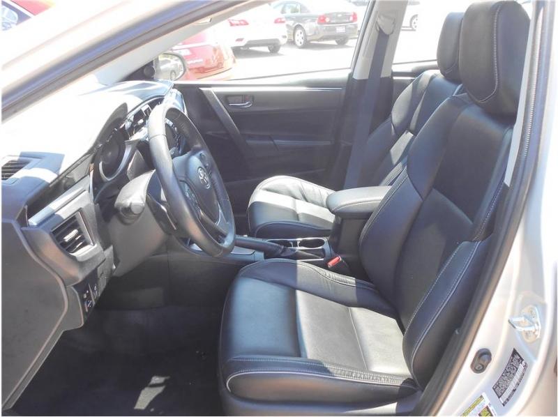 Toyota Corolla 2014 price $14,995