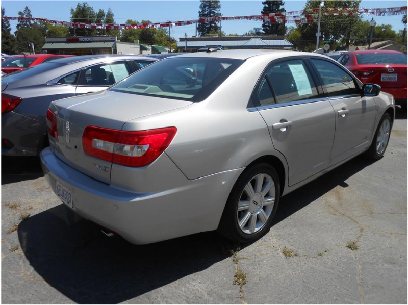 Lincoln MKZ 2008 price $8,995