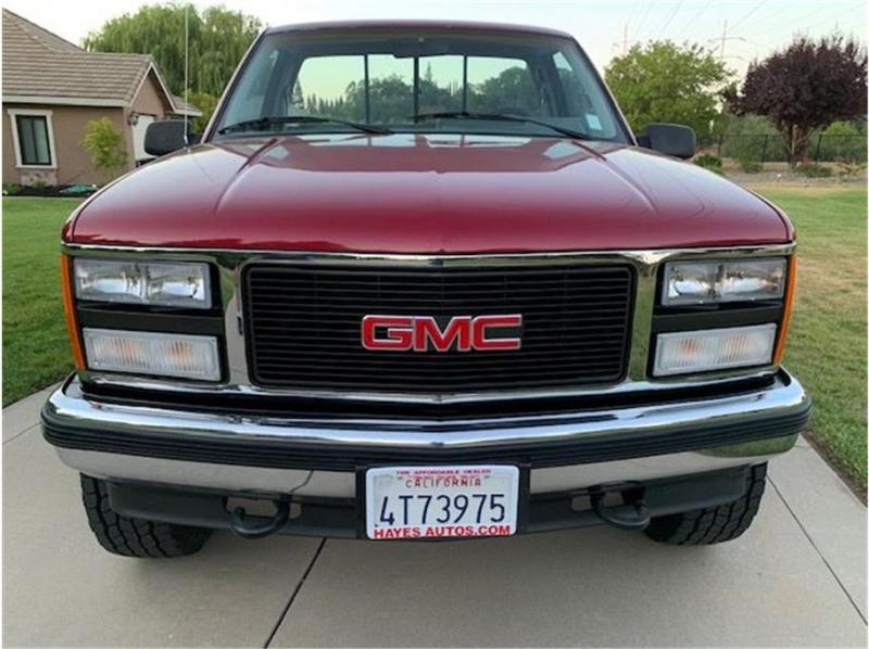 GMC 2500 Regular Cab 1992 price $24,995