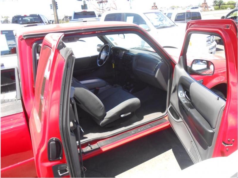Ford Ranger Super Cab 2002 price $8,995