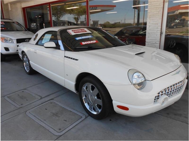 Ford Thunderbird 2003 price $14,995