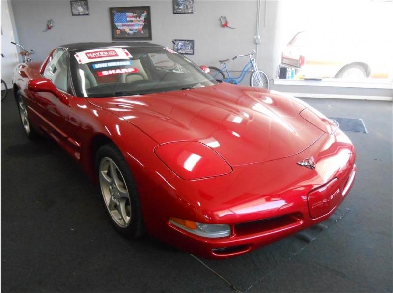 Chevrolet Corvette 2004 price $26,995