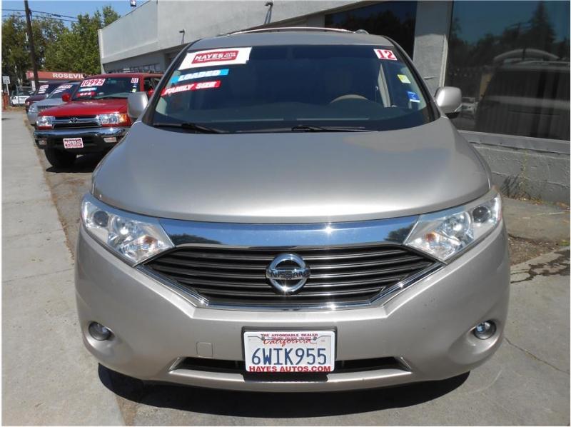 Nissan Quest 2012 price $11,995