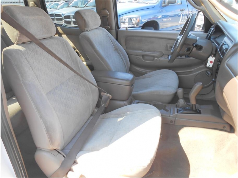 Toyota Tacoma Double Cab 2002 price $13,995