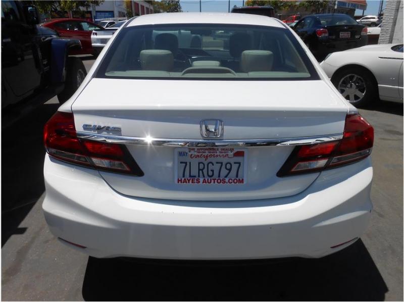 Honda Civic 2015 price $14,995