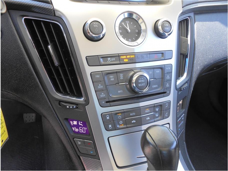 Cadillac CTS 2013 price $13,995
