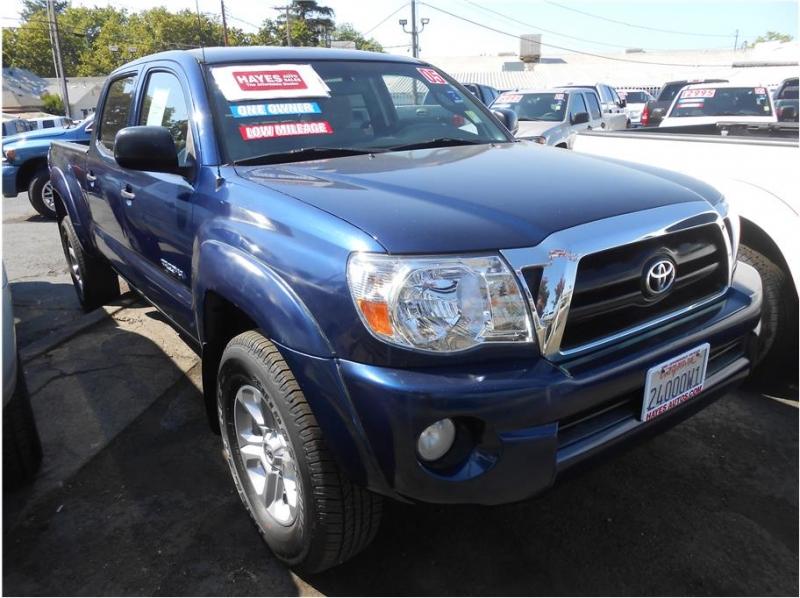Toyota Tacoma Double Cab 2005 price $21,995