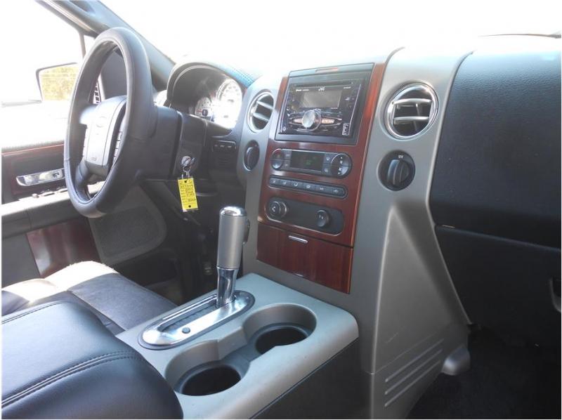 Ford F150 SuperCrew Cab 2007 price $14,995