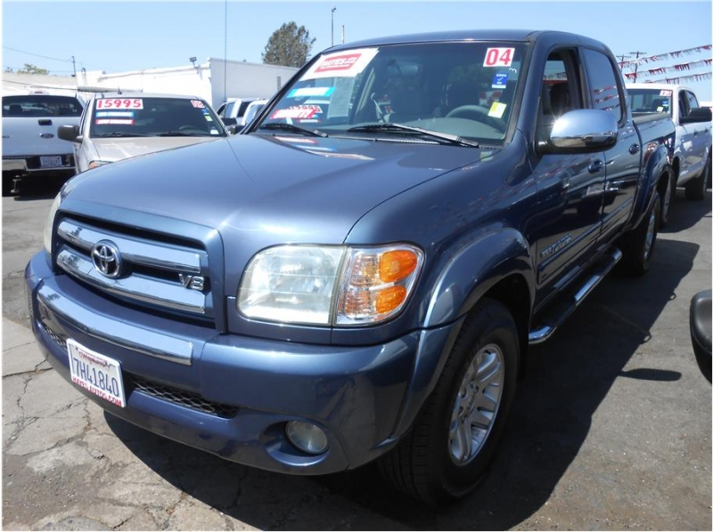 Toyota Tundra Double Cab 2004 price $11,995
